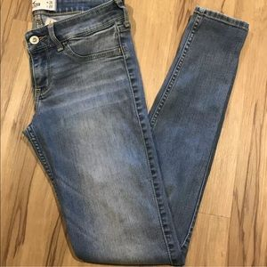 Hollister Women's Jeans Skinny Stretch Size 26x29